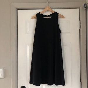 Ralph Lauren | Black Swing Dress